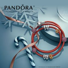 Cute Pandora Jewelry. You can choose the beads that you like ,and DIY It