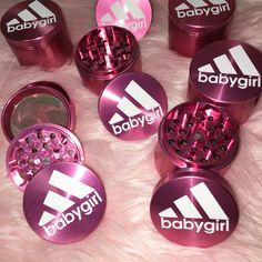 BabyGirl Weed Grinder from www.shopstaywild.com  #cannabis #marijuana #kush #420 #710 #wax #dabs #chronic #pipe #bong #bubbler #stoner #stoned #puff puff pass #get high #high life