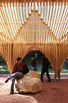 Galería - La Creación de un Refugio Forestal en Bertrichamp / Studiolada Architectes + Yoann Saehr Architect - 3