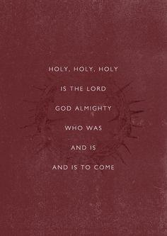 The Revelation Song