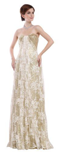 Herafa Strapless Sheath Evening Gowns Floor Length Decorative Sequins And Rhinestones Gold Size:16 herafa,http://www.amazon.com/dp/B00BN90K3O/ref=cm_sw_r_pi_dp_ZsOLsb1YQEZRFE0Q