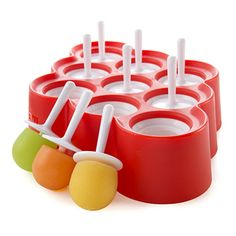 Zoku Mini Pop Moulds