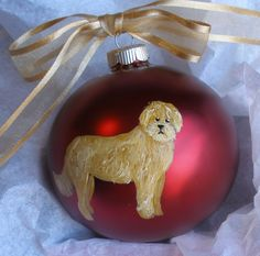 Hand-painted Christmas Ornaments-Personalized Christmas Ornaments