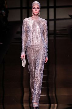 Armani Privé | Spring 2014 Couture Collection | Style.com