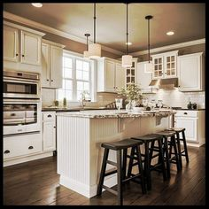The Ariel model at 1105 South Lincoln Avenue, Lebanon, PA in the Estates At Wilhelm. See more inspiring kitchen designs at http://www.houzz.com/ideabooks/51303291/thumbs/kitchens