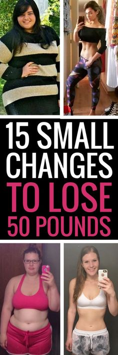 15 tweaks to your lifestyle to lose massive weight. – … 15 tweaks to your lifestyle to lose massive weight. Loose Weight, Weight Loss Tips, How To Lose Weight Fast, Losing Weight, Weight Gain, Fitness Diet, Health Fitness, Health App, Lose 50 Pounds