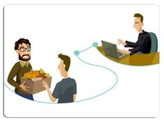 Agroalimentaire : et si le numérique venait servir un rapprochement des consommateurs et des...