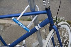 The world's first keyless bike lock to enable low cost peer-to-peer bike sharing among individuals and communities.