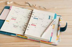 Personal Planner Perpetual Calendar