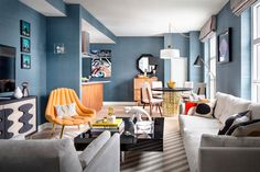 Sophisticated modern interior by Jonathan Adler - Designer Focus:  Jonathan Adler, King of Happy Chic