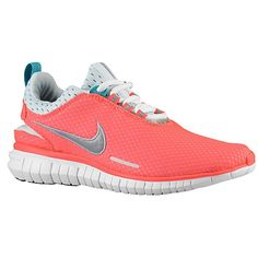 597e3797a943d Womens Nike Free OG Breeze in Laser Crimson by HarrietHazelDesigns