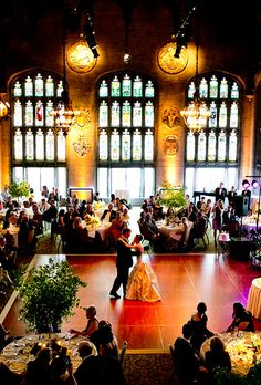 The University Club in Chicago, Illinois, is perfect for history buffs | Brides.com