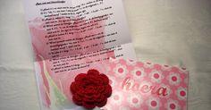Vandaag is er een vriendin en ex-collega van me jarig. Ik heb deze roos voor haar gemaakt en om haar weer warm te krijgen voor het haken, de...