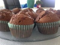 Nutella Muffin Mix-just-a-whole-food component by,