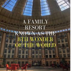 In this article, we promise to share: kid-friendly things to do in French Lick, cool things to do WITHOUT kids, and 2 monumental reasons you should totally… Best Family Vacation Spots, Family Resorts, Best Resorts, Hotels And Resorts, French Lick Hotel, French Lick Resort, French Lick Indiana, West Baden Springs Hotel, Dinner Train