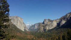 Tunnel view Yosemite by Rima Biswas Mountains, Landscape, Travel, Scenery, Viajes, Destinations, Traveling, Trips, Corner Landscaping