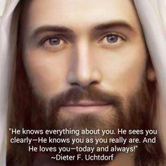 Dieter F Uchtdorf Gospel Quotes, Christ Quotes, Church Quotes, Lds Quotes, Religious Quotes, Spiritual Thoughts, Spiritual Quotes, Pictures Of Christ, Saint Quotes