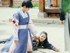 Behind the scene moon lovers baekhyun zhera