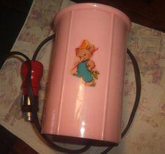 Vintage Baby Bottle Warmer