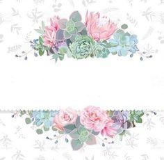 Flowers Logo Vector Frames 53 Ideas For 2019 Flower Backgrounds, Flower Wallpaper, Wallpaper Backgrounds, Iphone Wallpaper, Wallpapers, Frame Floral, Flower Frame, Illustration Blume, Flower Logo