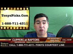 LA Clippers vs. Toronto Raptors Pick Prediction NBA Pro Basketball Odds ...