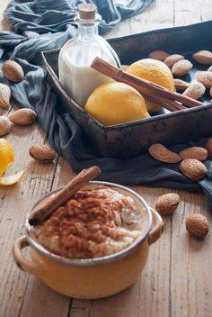 La asaltante de dulces: Receta de arroz con leche sin lactosa/ Lactose-free rice pudding recipe. Simple ingredients for an amazing dessert!