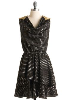 Looks like it would be very flattering.  Modcloth, $109.99