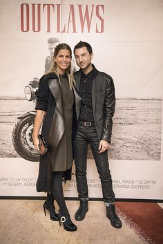 """Event in München zum Launch der neuen Kollektion von David Beckham """"Outlaws"""" bei BELSTAFF. Eventfotografie von Benedikt Haack"""