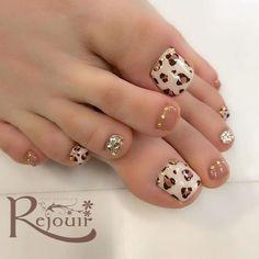 Nail And Toe Designs Idea Nail And Toe Designs. Here is Nail And Toe Designs Idea for you. Nail And Toe Designs toe polish designs mahrehorizonconsultingco. Nail And Toe Designs Pretty Toe Nails, Cute Toe Nails, Pretty Toes, Gorgeous Nails, Diy Nails, Cute Toes, Leopard Nail Art, Chevron Nails, Long Nails