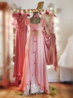 Joanne Fleming Design: The Brussels Ball; An Emperor Returns Evening Dresses For Weddings, Wedding Dresses, Wedding Outfits, Pink Wardrobe, Victorian Gown, Pink Princess, Princess Dresses, Red Carpet Gowns, Fairy Dress