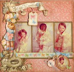 Little Darling - Scrapbook.com