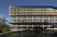 Bircham Park MSCP | S333 Architecture + Urbanism | Archinect