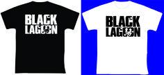 Black Lagoon R$ 35,00 + frete Todas as cores