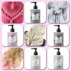 Maria Nila Colour Refresh.....Verzorgend haarmasker met kleurpigmenten. Houdbaarheid 4-10 wasbeurten.