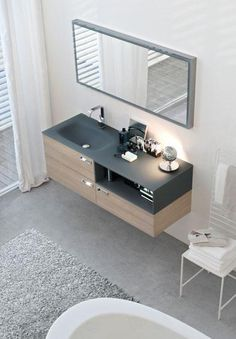 IdeaGroup bathroom lav: My Fly Evo http://www.ideagroupbathrooms.com/modern-bathroom/design-myfly