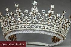 Diamond exhibit | Buckingham Palace