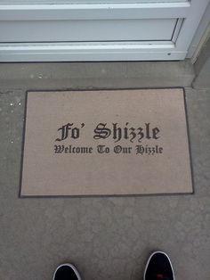 I definitely need this for my house, fo'shizzles.