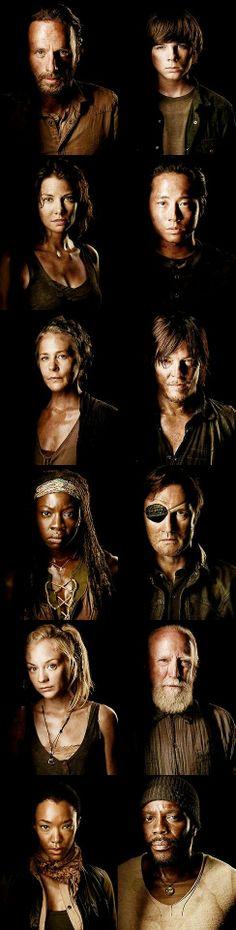 The Walking Dead Season 4 character by Giannitoarlie.deviantart.com on @deviantART