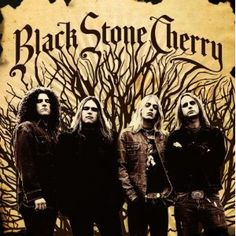 Black Stone Cherry debut, thanks Emma for getting me hooked.