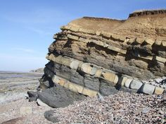 Image detail for -Kilve Beach Rock Formation:: OS grid :: Geograph Britain and . Leaf Images, Beach Rocks, Rock Formations, Travel Themes, Somerset, Seaside, Places Ive Been, Britain, Image Search