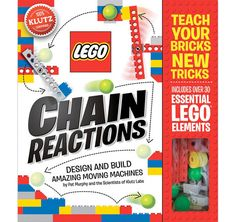 43 best recommended resources k 3 images on pinterest earth klutz lego chain reactions fandeluxe Image collections