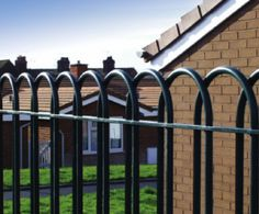 Gramm Barrier Systems Interlaced bow-top has been designed to complement our range. The interlaced effect provides a strong and durable boundary. Ral Colours, Bow Tops, Fence Panels, Outdoor Living, Commercial, Landscape, Fencing, Strong, Range