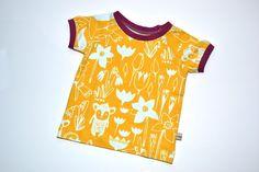 Leguangi's T-Shirt Größe 80 von *Leguangi - Schönes für Mutter und Kind* auf DaWanda.com