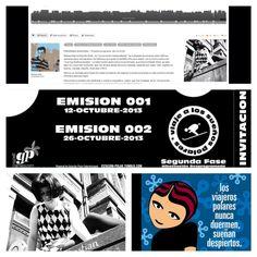 """El programa de Radio """"Viaje A Los Sueños Polares"""" ya está en el aire! #Radioshow #indiepop A radio program specialized in independent music! #RadiogladysPalmera"""