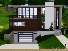 Via Sims: Seafront Home