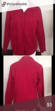 Merona Shirt Bottom Down Shirt Merona Tops Button Down Shirts