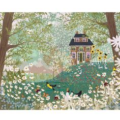 Summer House by Joy Laforme