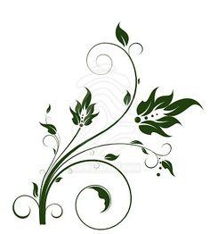 Gruda - Gruda Adesivos: Tendência dos arabescos Florais