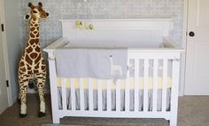 With a timeless design and a premium non-toxic finish, this product is simply beautiful. This versatile crib will grow with your child as it features three adjustable mattress heights and converts to a toddler bed (no guard rail), daybed and full sized bed. Designed with functionality in mind, the Baxter crib features solid wood construction which ensures this crib will last for years to come.