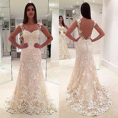 Simplesmente maravilhosa!!! #dress #bride  #wedding #nasprovas #isabellanarchibridal #byisabellanarchi #isabellanarchicouture ❤️❤️ www.isabellanarchi.com.br